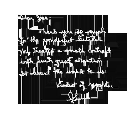 Susan M signature